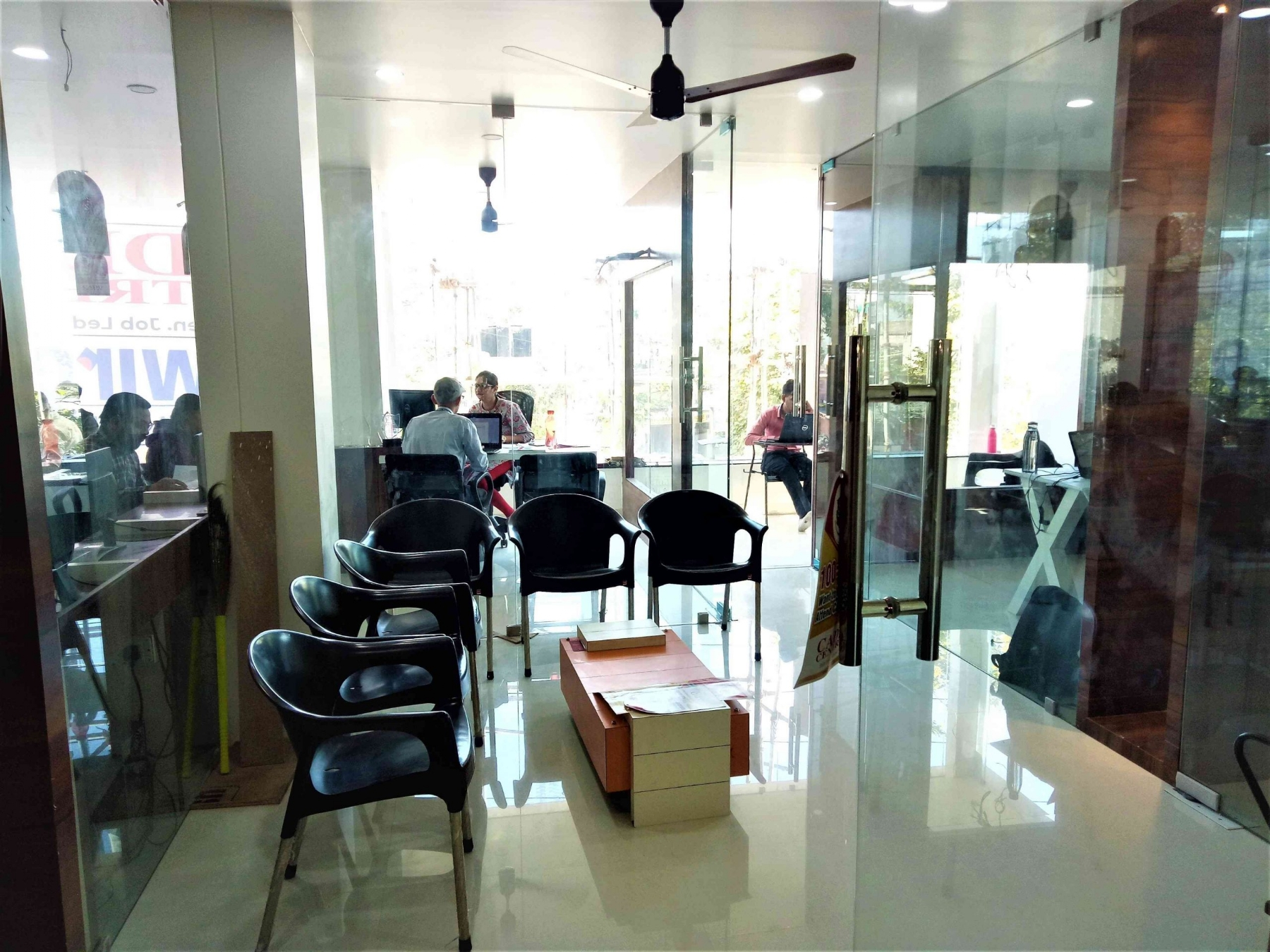 LiveWire Nagpur Waiting Area